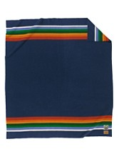 Crater Lake National Park Blanket