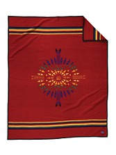 Spirit Bear Blanket