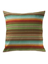 Sunset Stripe Euro Sham