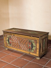 Spirit Of The Peoples Blanket Chest