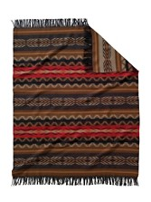 Chinle Fringed Throw