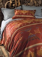Rock Art Duvet Cover