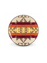 Chief Joseph Salad Plate, Set Of 4
