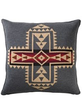 Crossroads Knit Pillow