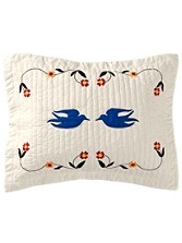 Crow Creek Quilt Sham