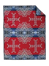 Ruby River Blanket