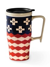 Brave Star Travel Mug