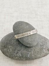 Sterling Silver Pony Baby Bracelet