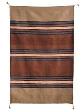 Handmade Moqui Stripe Rug