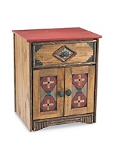 Ruby River Nightstand
