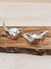Bird Salt Cellars