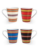 Serape Mugs, Set Of 4