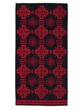 Chief Joseph Bath Towel