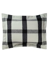 Eco-wise Plaid Easy-care Sham