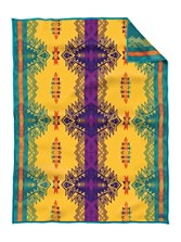 Sun Dancer Throw
