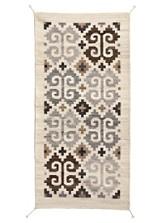 Caracol Zapotec Rug