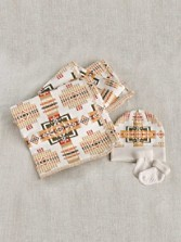 Chief Joseph Knit Layette Set
