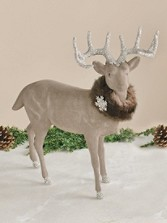 Prancer Stag Figure