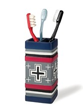 Compass Toothbrush Holder
