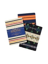 Pendleton Jacquard Notebooks