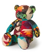 Yuji Patchwork Bear
