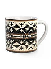 Jacquard Mugs, Set Of 4