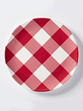 Melamine Salad Plates, Set Of 4