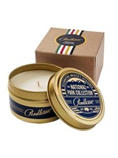National Parks Scented Travel Candle