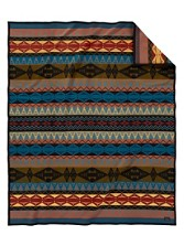 Ceremonial Stripe Blanket