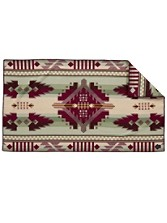 Mesquite Canyon Saddle Blanket