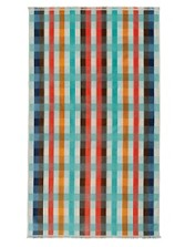 Laguna Plaid Spa Towel