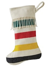Glacier Stripe Stocking