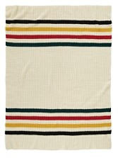 Glacier Park Knit Throw