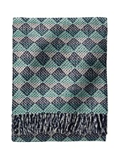 Folk Weave Throw