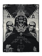 Star Wars Empire Strikes Back Crib Blanket
