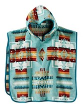 Chief Joseph Jacquard Hooded Towel