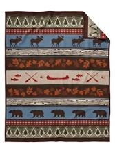 Pine Lodge Blanket