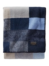Boro Patchwork Throw