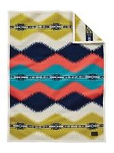 Saguaro Crib Blanket