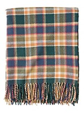 Badlands Lambswool Throw
