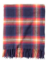 Grand Canyon Lambswool Throw
