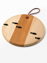 Minnow Cutting Board