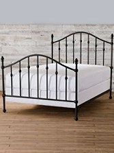Council Crest Iron Bed