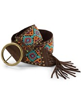 Beaded Desert Belt