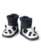 First Walkers Panda Booties