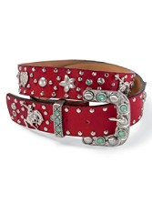 Rodeo Charms Belt