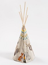 Large Teepee With Votive