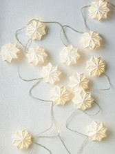 Snowflake Light String