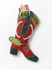 Felt Boot Stocking
