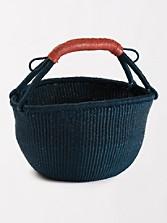 Bolga Straw Basket